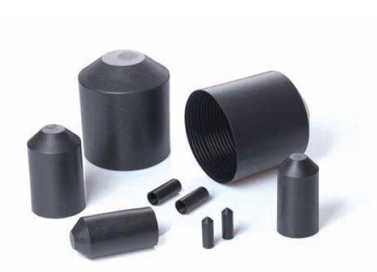 DEC DEC-V cappucci terminali con adesivo interno